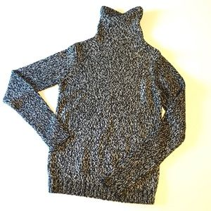 Marled Turtleneck The Limited Size Small